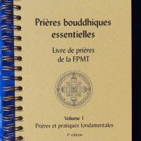 Livre de prières, Vol. 1 – Papier