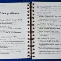 Livre de prières Vol. 1 – Papier