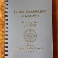 Livre de prières, vol. 2 – Papier