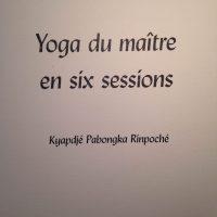 Yoga du maître en six sessions (non commenté) – Ebook
