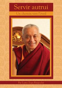 Tout notre bonheur vient de l'ennemi, par Lama Zopa Rinpoché