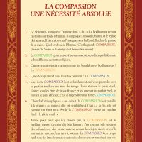 """Carte """"La compassion, une nécessité absolue"""""""