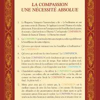 """Carte """"La compassion : une nécessité absolue"""" – Imprimée"""