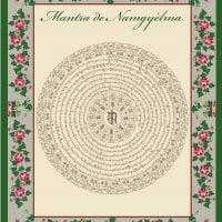 Carte mantra de Namgyèlma