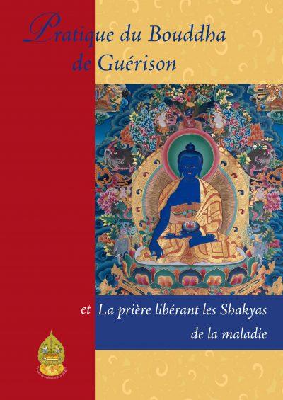 editions mahayana bouddha de guérison