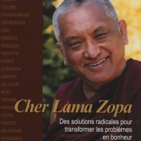 Cher Lama Zopa – Version papier
