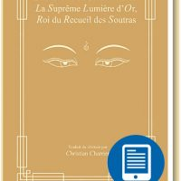 La sublime lumière d'or – Version ebook