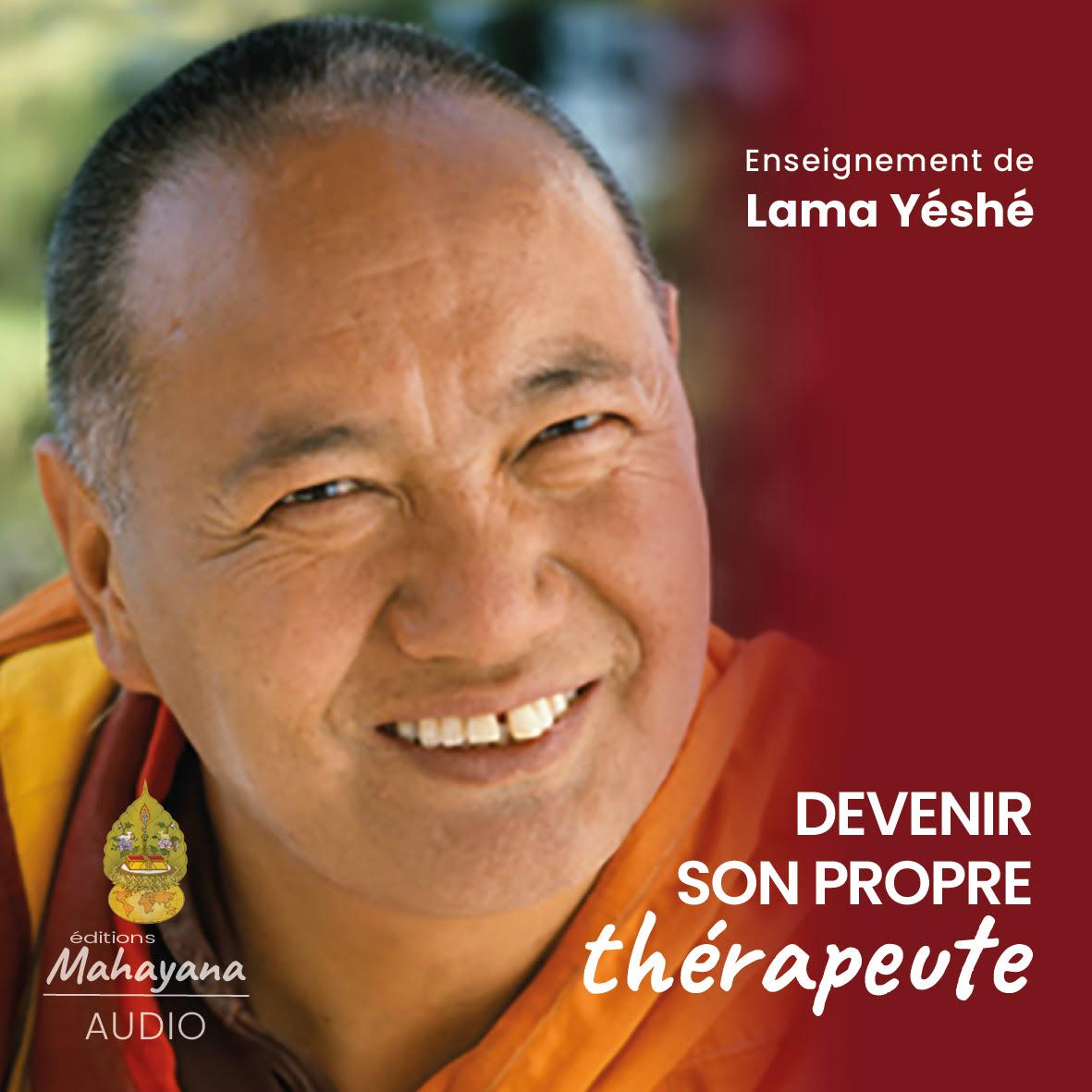 Biographie de Lama Yéshé
