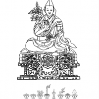 Inséparabilité du maître et d'Avalokitéshvara – Format PDF