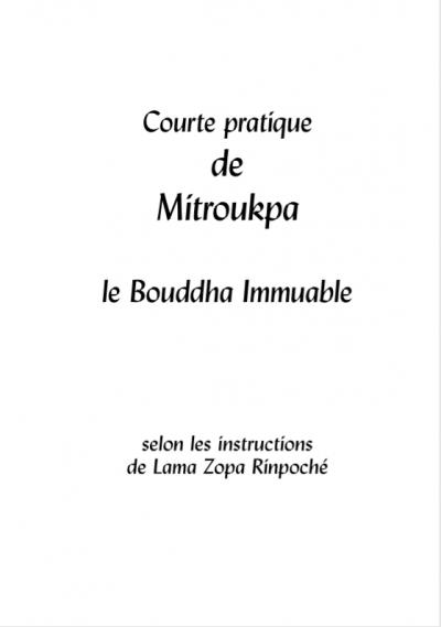 editions mahayana mitroukpa