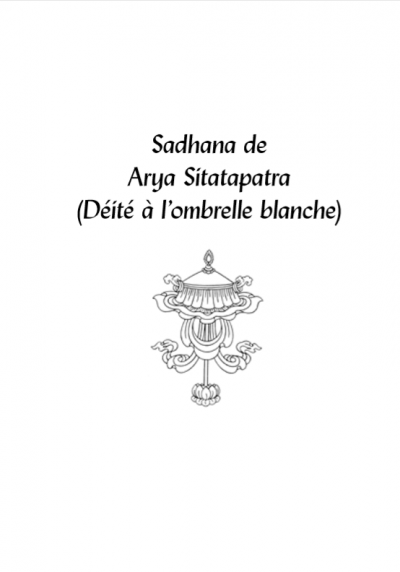 editions mahayana ombrelle blanche