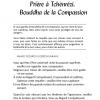 priere bouddha compassion