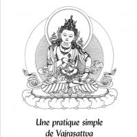 Une pratique simple de Vajrasattva – Fichier pdf