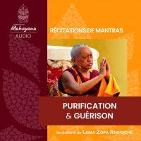 Purification & guérison – Livre audio