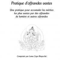 Pratique d'offrandes vastes – Format PDF