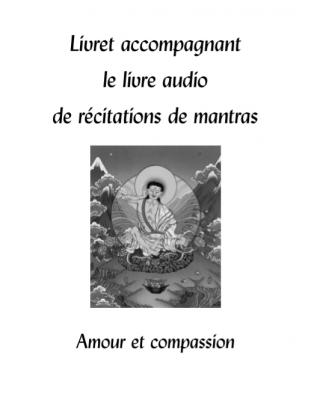 recueil mantras amour et compassion