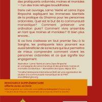 Conseils donnés à la Sangha
