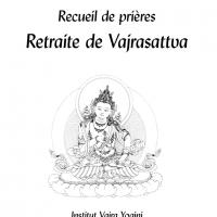 Recueil de prières pour la retraite de Vajrasattva – Fichier PDF