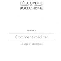 DB 2 – Comment méditer- Format PDF