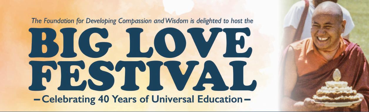 Éducation Universelle : Big Love Festival