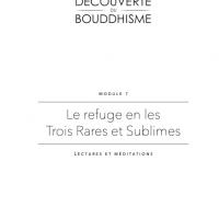 DB7 – Le refuge en les Trois Rares et Sublimes – PDF